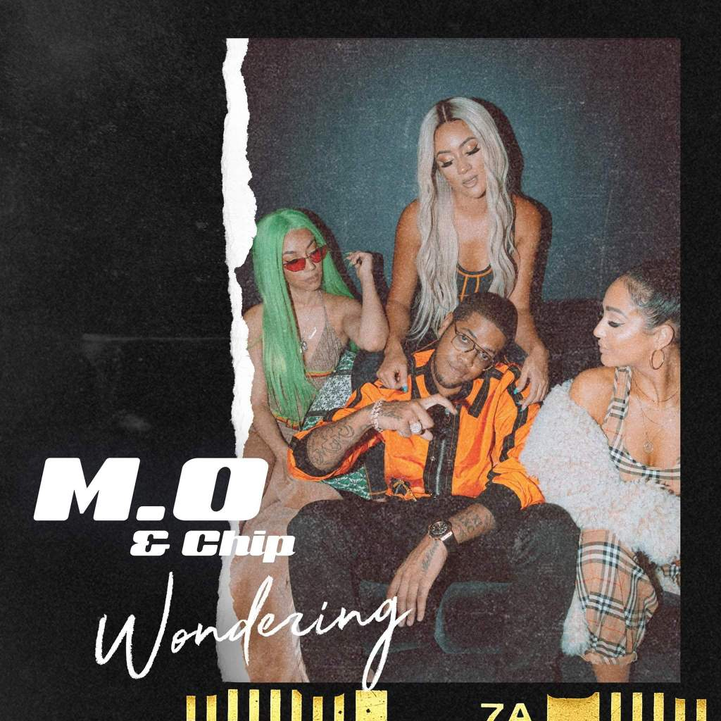 M.O – Wondering Lyrics