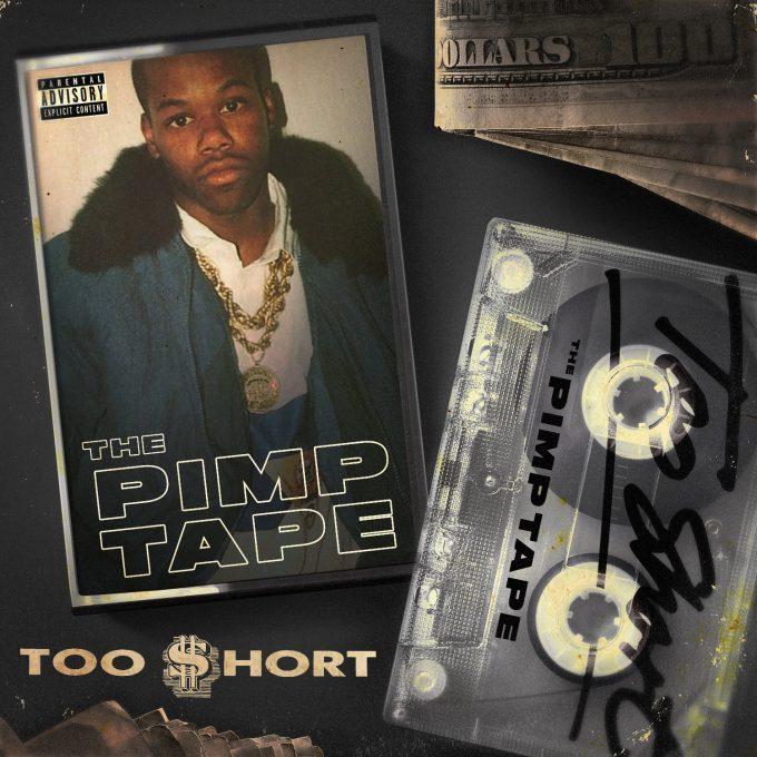 The Pimp Tape album Cover