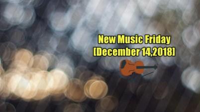 December 14 2018 new music