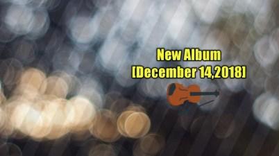 New album December 14, 2018