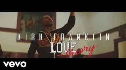 Kirk Franklin - Love Theory Lyrics