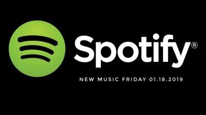 New music Friday 01.18.2019
