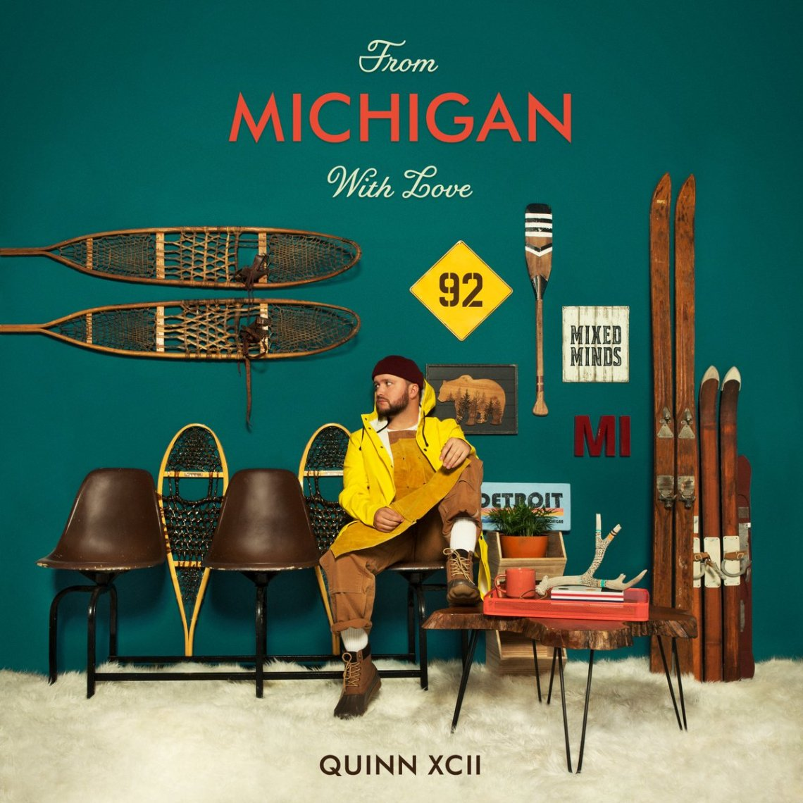 Quinn XCII - From Michigan With Love (Album Lyrics)