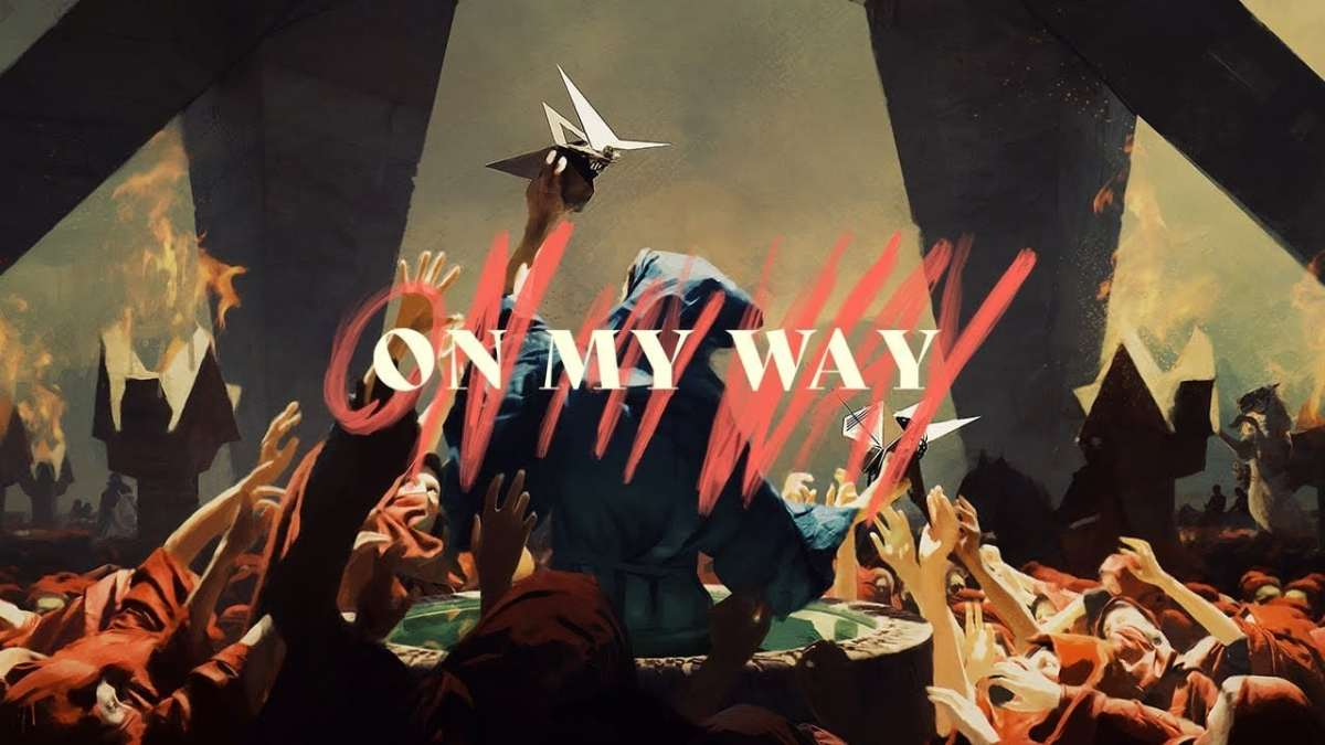 Alan Walker, Sabrina Carpenter & Farruko - On My Way Lyrics