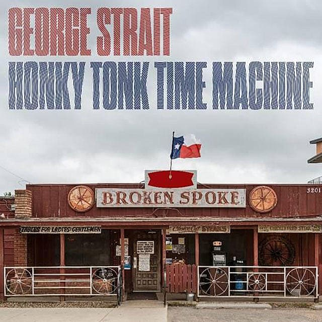 HONKY TONK TIME MACHINE (Album Lyrics)
