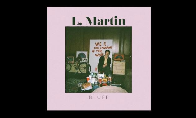 L. Martin - Bluff Lyrics