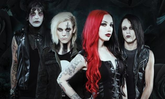 New Years Day - Come For Me Lyrics