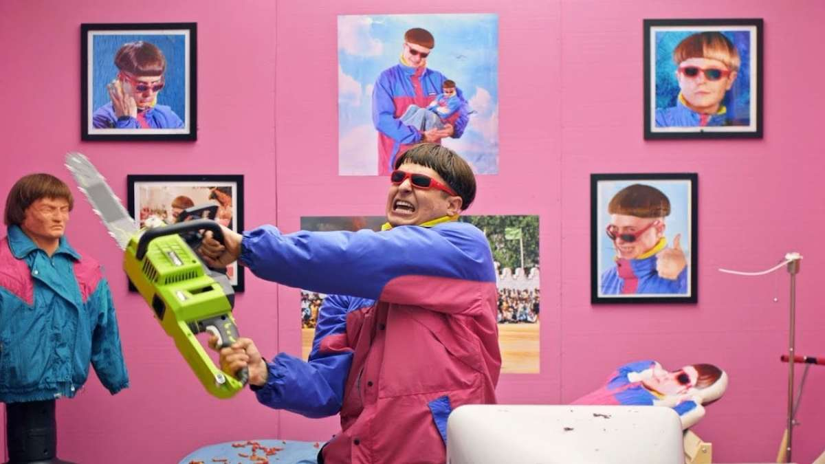 Oliver Tree - Fuck Lyrics