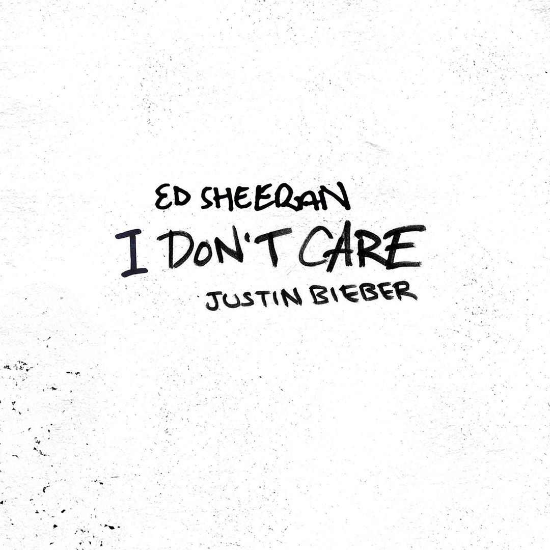 Ed Sheeran & Justin Bieber - I Don't Care Lyrics | LyricsFa