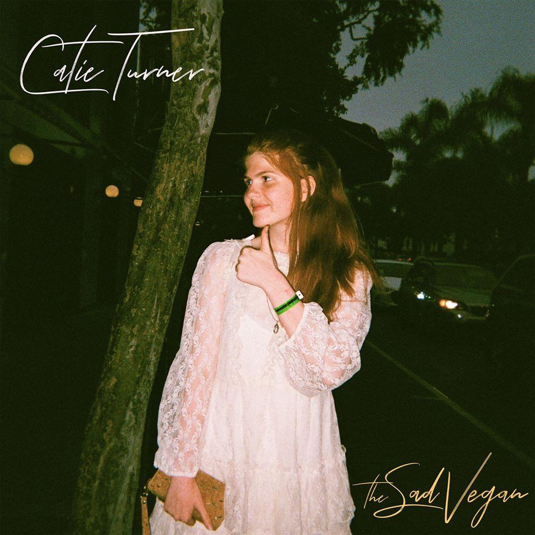 Catie Turner - The Sad Vegan - EP