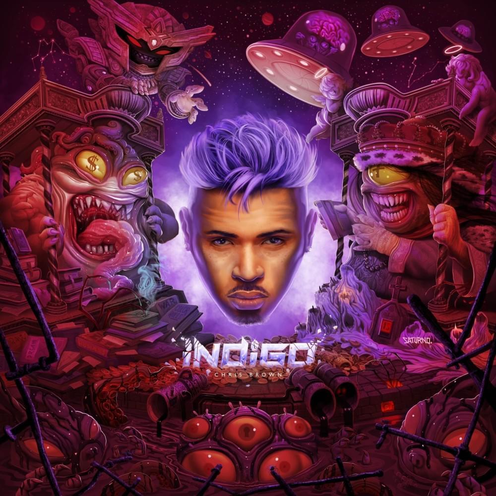 Chris Brown – Indigo (Album Lyrics)