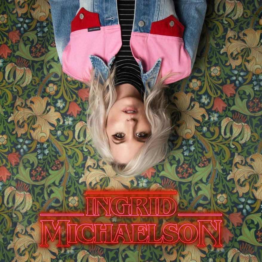 Ingrid Michaelson - Stranger Songs (Album Lyrics).jpg