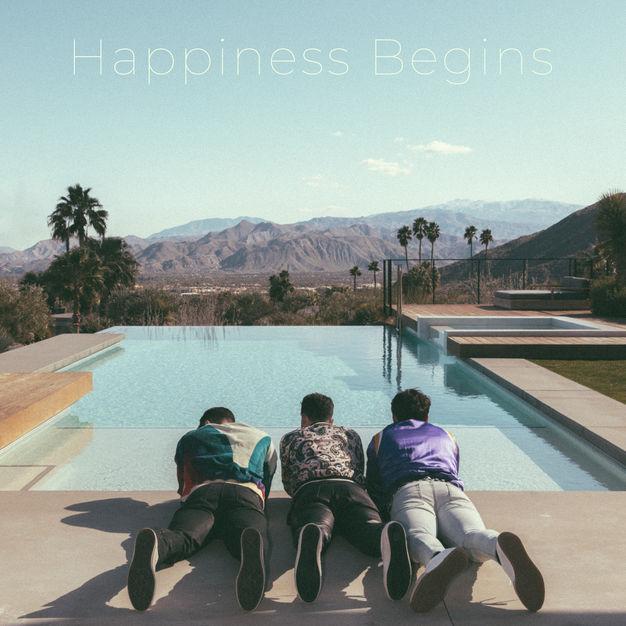 Jonas Brothers - Happiness Begins (Album Lyrics)