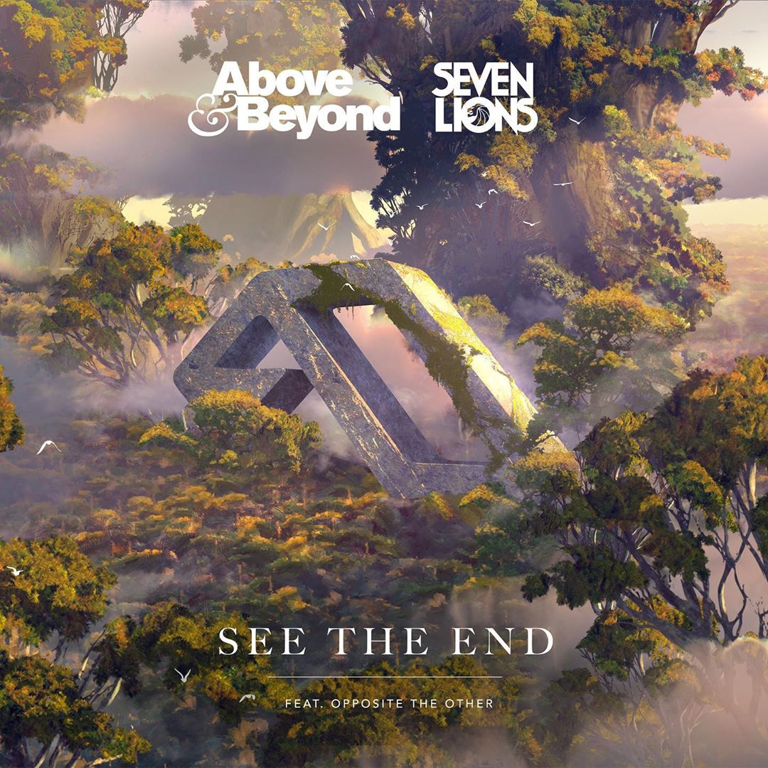 Above & Beyond & Seven Lions - See The End Lyrics | LyricsFa