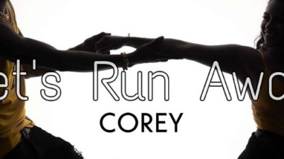 Corey - Run Away Lyrics