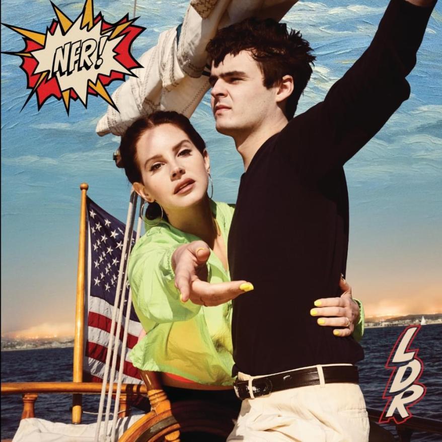 Lana Del Rey - Norman F Rockwell! (Album Lyrics)