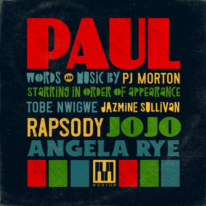 PJ Morton - PAUL (Album Lyrics)