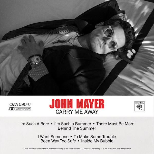 John Mayer - Carry Me Away Lyrics   LyricsFa