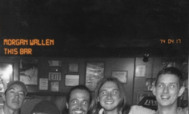 Morgan Wallen - This Bar Lyrics