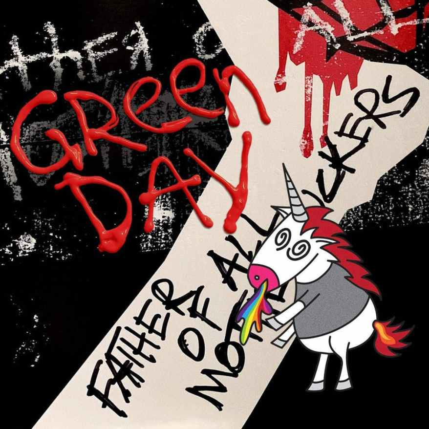 Green Day - Father of All... Tracklist