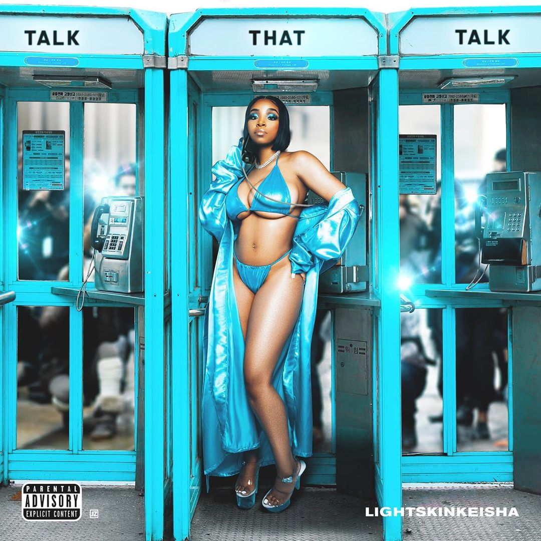 LightSkinKeisha - Talk That Talk Album