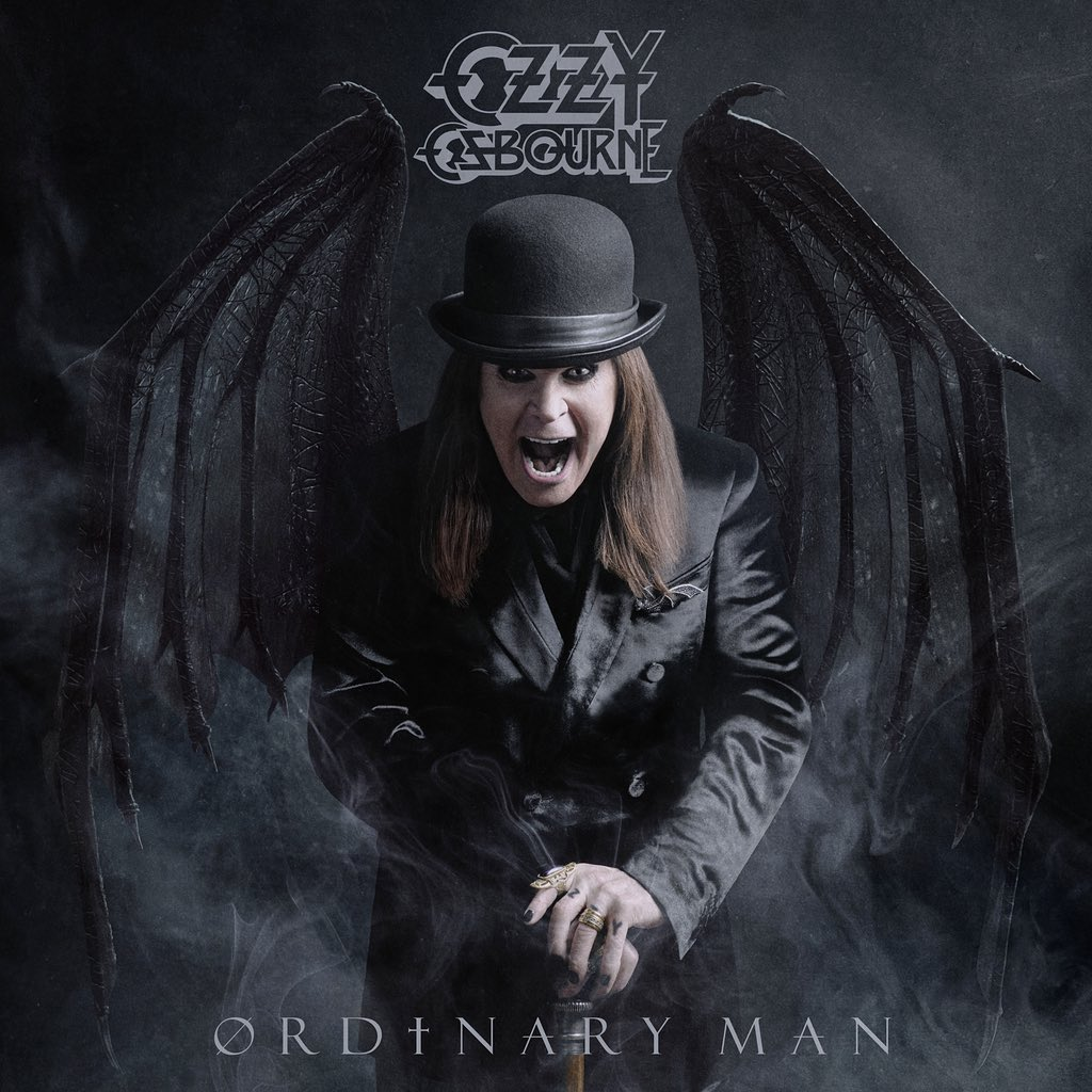 Ozzy Osbourne - Ordinary Man Album