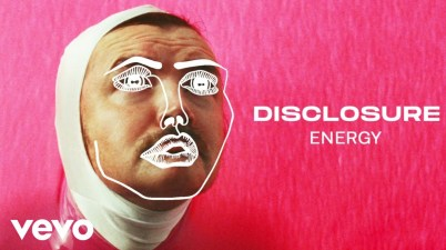 Disclosure - ENERGY Lyrics