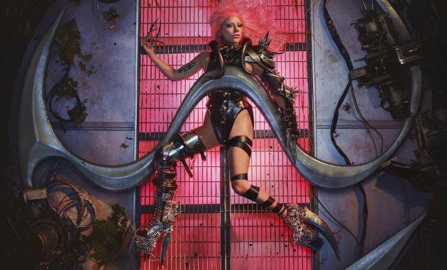Lady Gaga - Sine from Above Lyrics