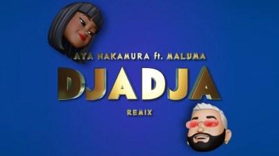 Aya Nakamura - Djadja ft. Maluma Lyrics