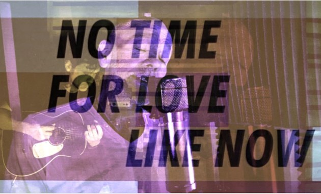 Michael Stipe & Big Red Machine - No Time For Love Like Now Lyrics