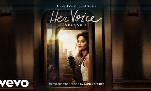 Sara Bareilles - Little Voice Lyrics