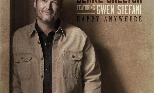 Blake Shelton - Happy Anywhere Lyrics