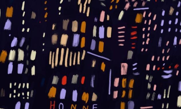 HONNE - dear P Lyrics