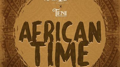 Krizbeatz - African Time Lyrics
