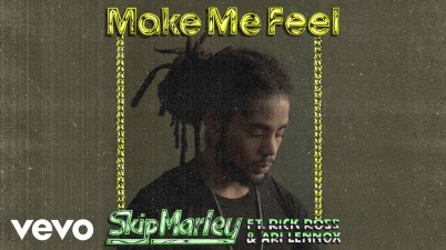 Skip Marley - Make Me Feel Remix Lyrics