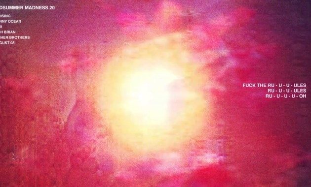 88rising & Danny Ocean - Midsummer Madness 20 Lyrics