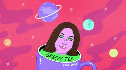 Chelsea Peretti - GREENTEA Lyrics