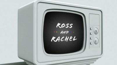 Jake Miller - ROSS AND RACHEL Lyrics