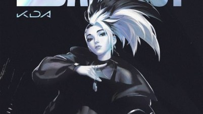 KDA - THE BADDEST Lyrics