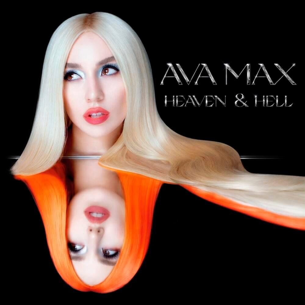 Ava Max - Heaven & Hell (Album cover)