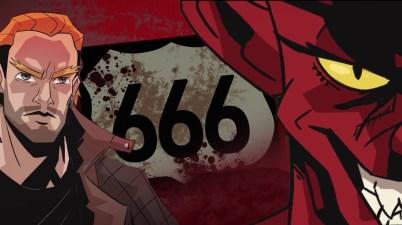 Corey Taylor - HWY 666 Lyrics