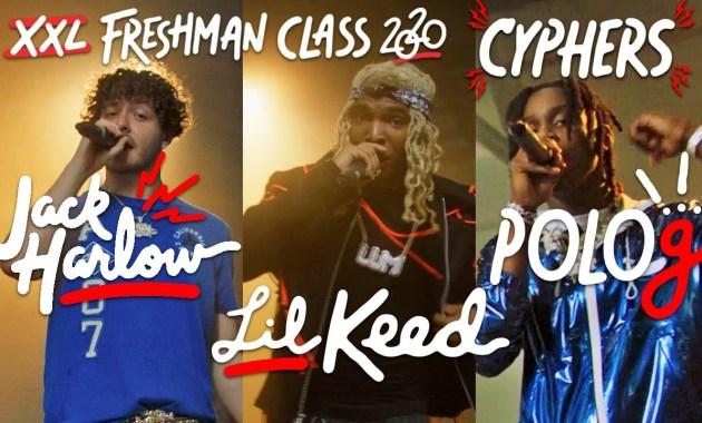 Jack Harlow, Lil Keed & Polo G - XXL 2020 XXl Freshman Cypher Lyrics