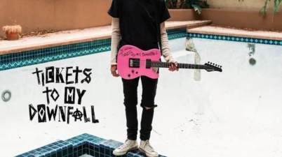Machine Gun Kelly - Tickets To My Downfall (Album Lyrics)