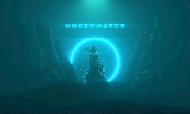 NIVIRO - Underwater Lyrics