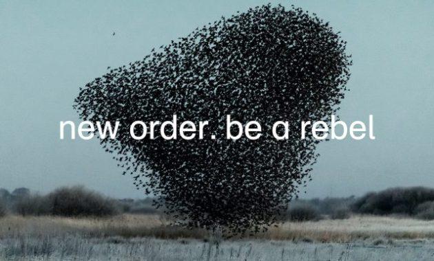 New Order - Be a Rebel Lyrics