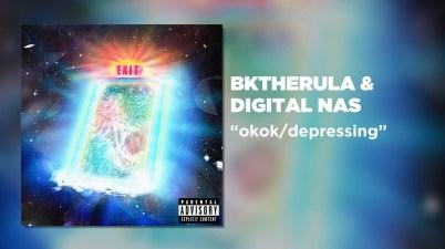 BKTHERULA - okok/depressing Lyrics