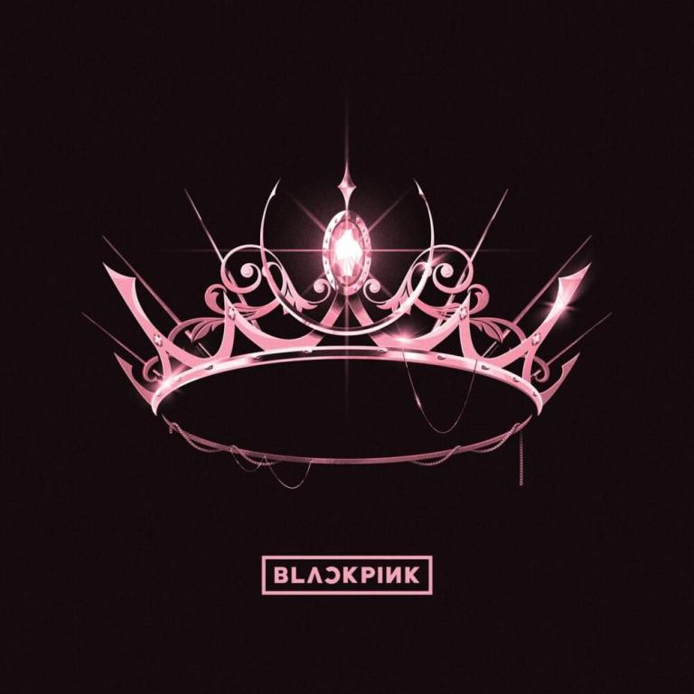 BLACKPINK - THE ALBUM (Album Cover)