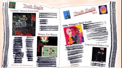 Elvis Costello - Newspaper Pane Lyrics