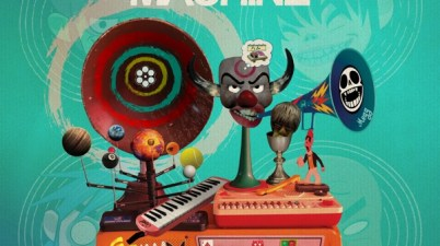 Gorillaz - Severed Head Lyrics