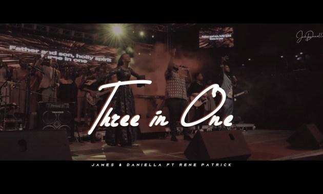 James & Daniella - Three in One Lyrics